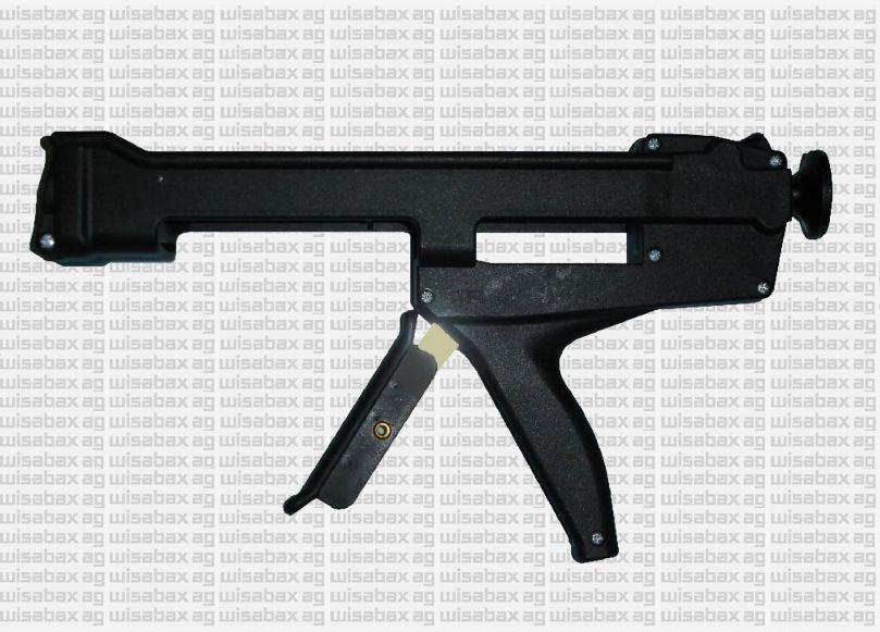 H 245 Filling Pistol'Cartridge pistol, especially for highly viscous materials