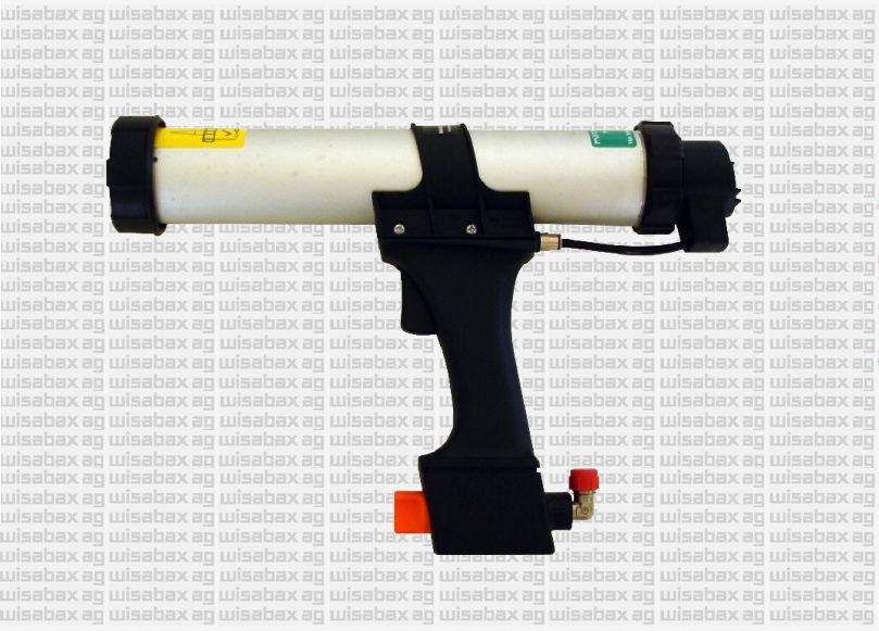 Air Pistol for 400 ml'Standard air pistol for  400 ml tubes