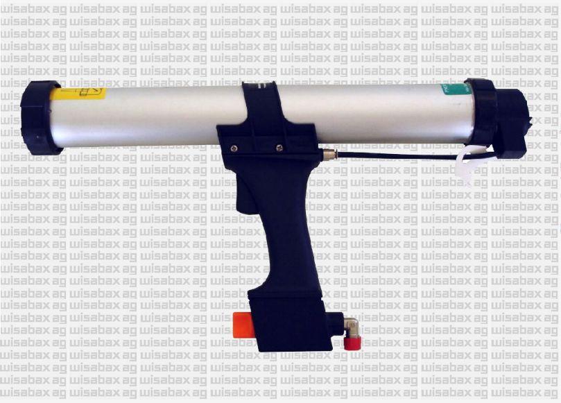 Air Pistol for 600 ml'Standard air pistol for  600 ml tubes