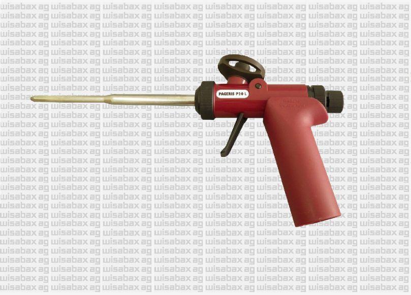 Pageris Foam Pistol'Stepless regulatable pistols for mounting foam