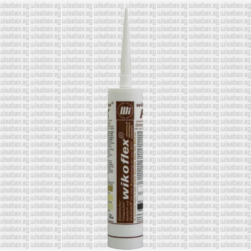 'Highly Elastic Sealant for Hairline Cracks in Plaster, etc.