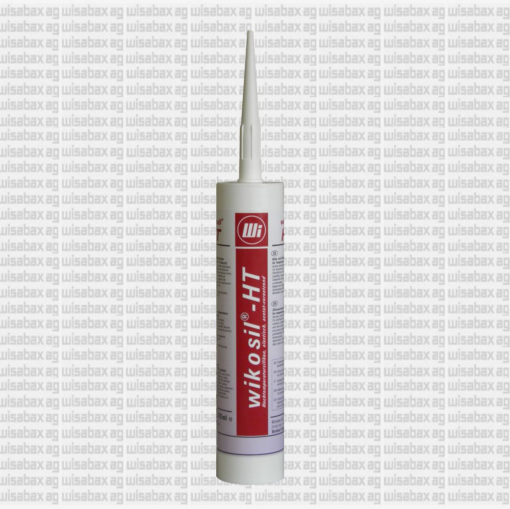 'Acetate Silicone Sealant for Temperatures up to 300°C