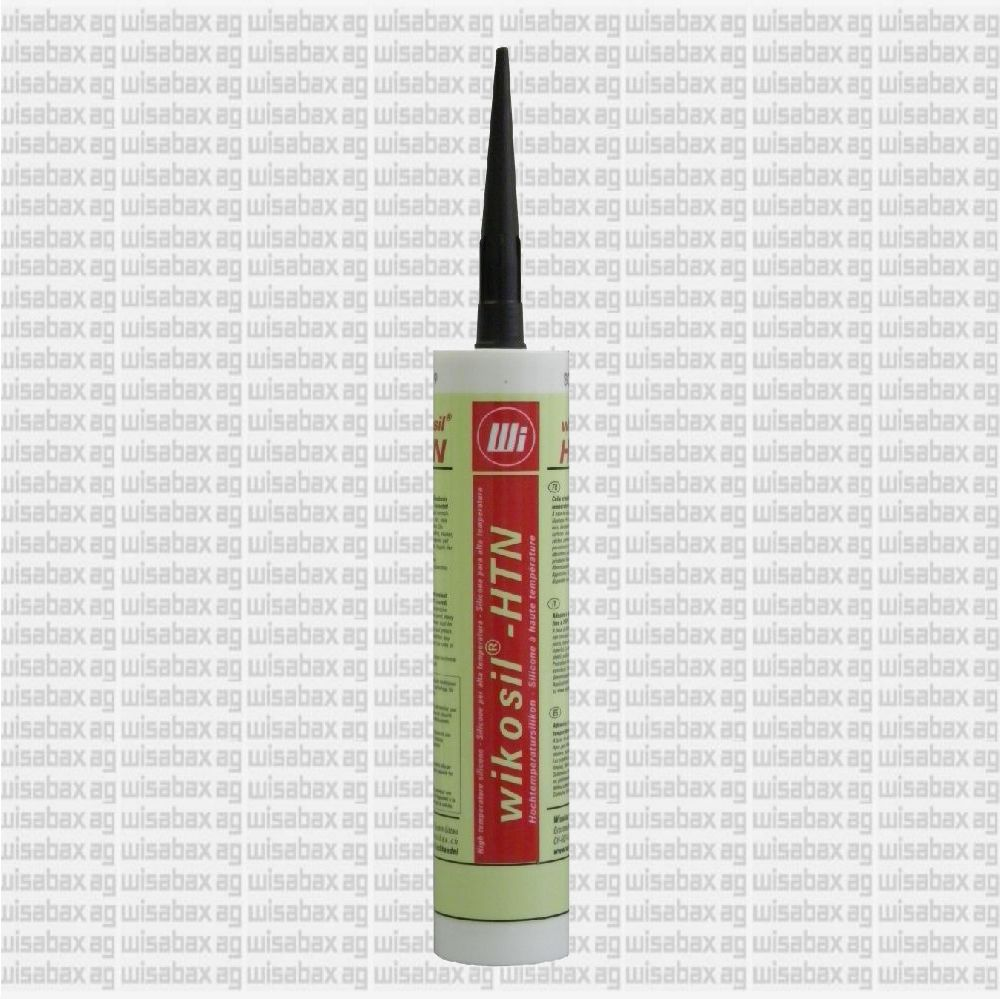 ' Neutral Silicone Sealant for Temperatures up to 350°C
