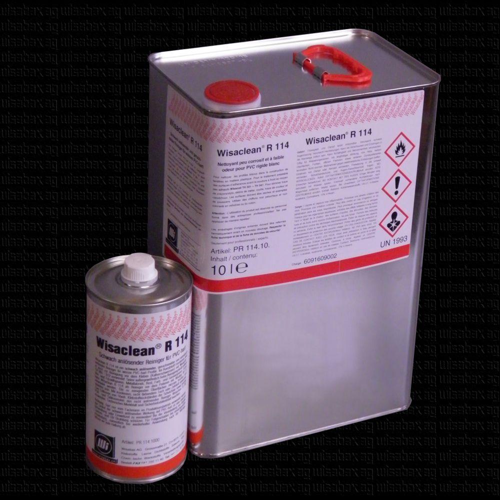 'Mild Odor Rigid PVC Cleaner