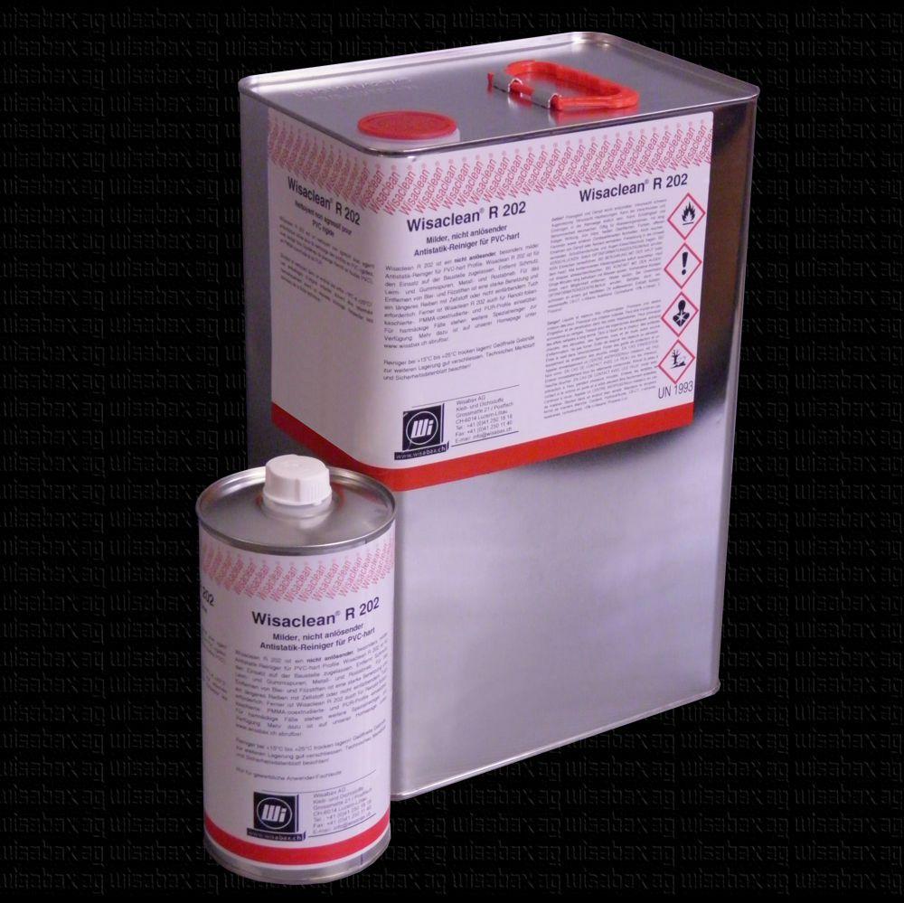 'Non-etching Rigid PVC Cleaner