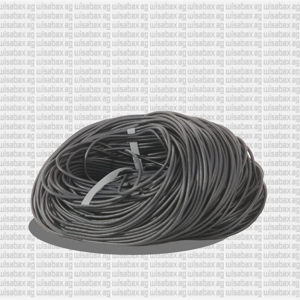 Wisabax EPDM-Rundprofile'Fugen-Hinterfüllprofil aus EPDM-Schaumstoff (Moosgummi) mit exzellenter Witterungs- und Alterungsbeständigkeit
